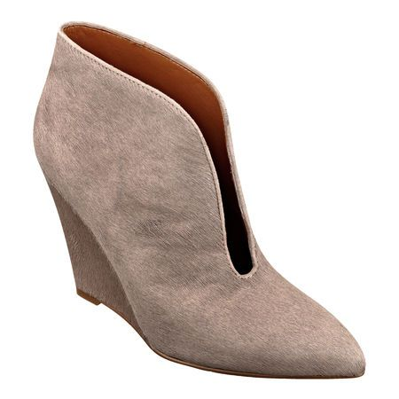 Destino Wedge Bootie by Nine West/InStyle Collab