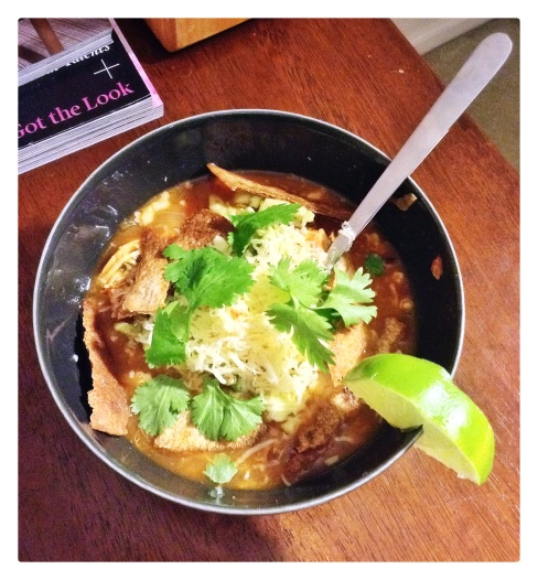 food, cooking, recipe, recipes, soup, soup recipe, chicken soup, chicken soup recipes, tortilla soup, tortilla soup recipe, chicken tortilla soup recipe, crockpot, crockpot recipes, crockpot chicken tortilla soup recipe