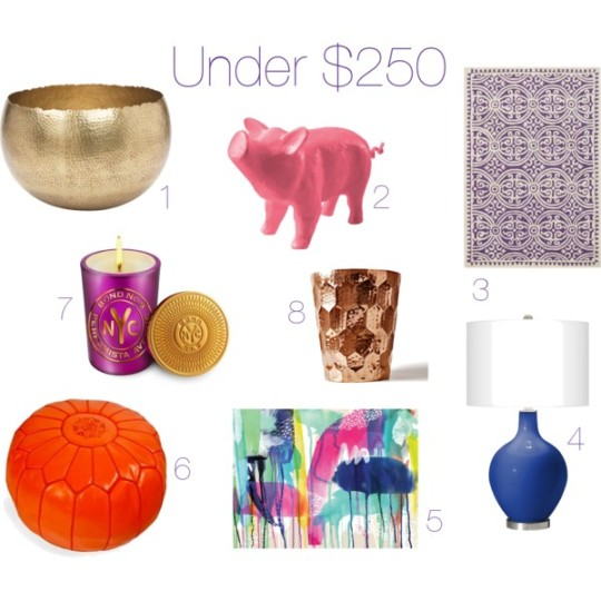 Gift Guide Dazzling Ideas For The Decor Lover Life In
