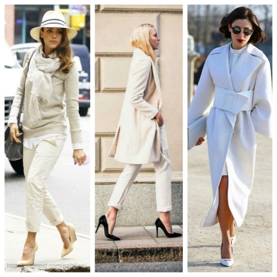 fashion, style, trends, clothing, clothes, winter, winter style, winter fashion, winter trends, winter outfit, winter whites, white clothes, white outfit, white ensemble, jessica alba, street style fashion, street style
