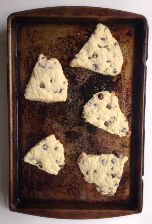 food, recipe, baking, cooking, breakfast, breakfast recipe, sweets, sweets recipe, dessert, dessert recipe, scones, scones recipe, chocolate, chocolate chip scones, chocolate chip scones recipe, london
