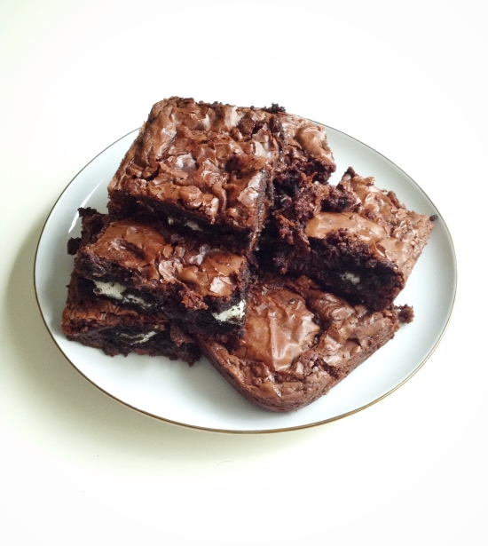 food, dessert, baking, sweets, brownies, brownie recipe, dessert recipes, cooking, fudge brownies, fudge brownies recipe, oreos, oreo brownies, oreo fudge brownies, oreo fudge brownies recipes