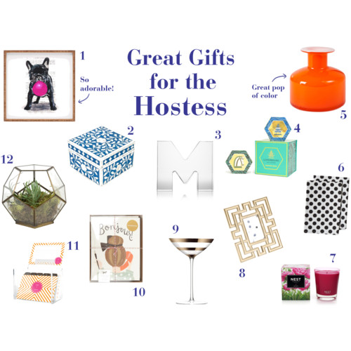 home, home decor, hostess, hostess gifts, decor, decorating, interior design, interior decorating, tray, jewelry box, keepsake box, lucite letter, tory burch, salt and pepper shaker, jonathan adler, vase, zara, napkins, patterned napkins, candle, scented candle, nest, frame, picture frame, gold frame, cocktail glass, martini glass, stationery, liberty london, recipe cards, recipe card box, terrarium, jayson home