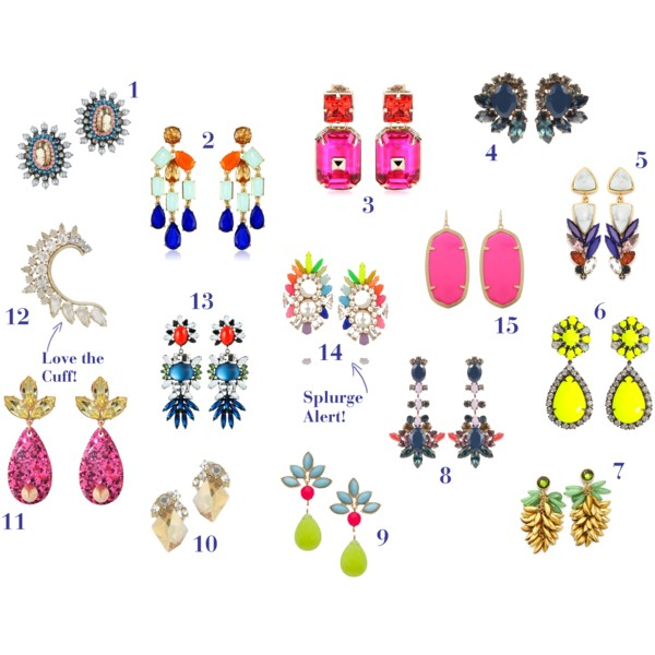 style, fashion, spring, spring style, spring fashion, earrings, jewelry, statement jewelry, statement earrings, crystal statement earrings, spring earrings, spring statement jewelry, spring accessories, dangling earrings, stud earrings, cuff earring