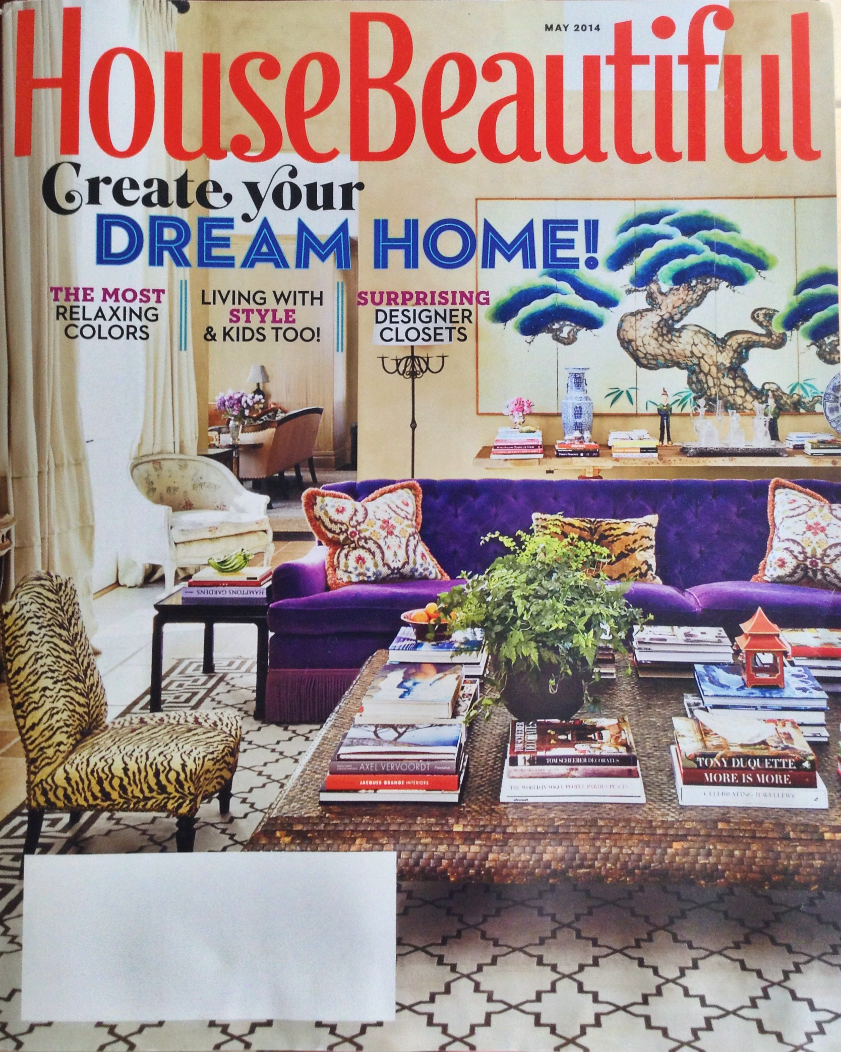 animal print home decor | Life in Classics