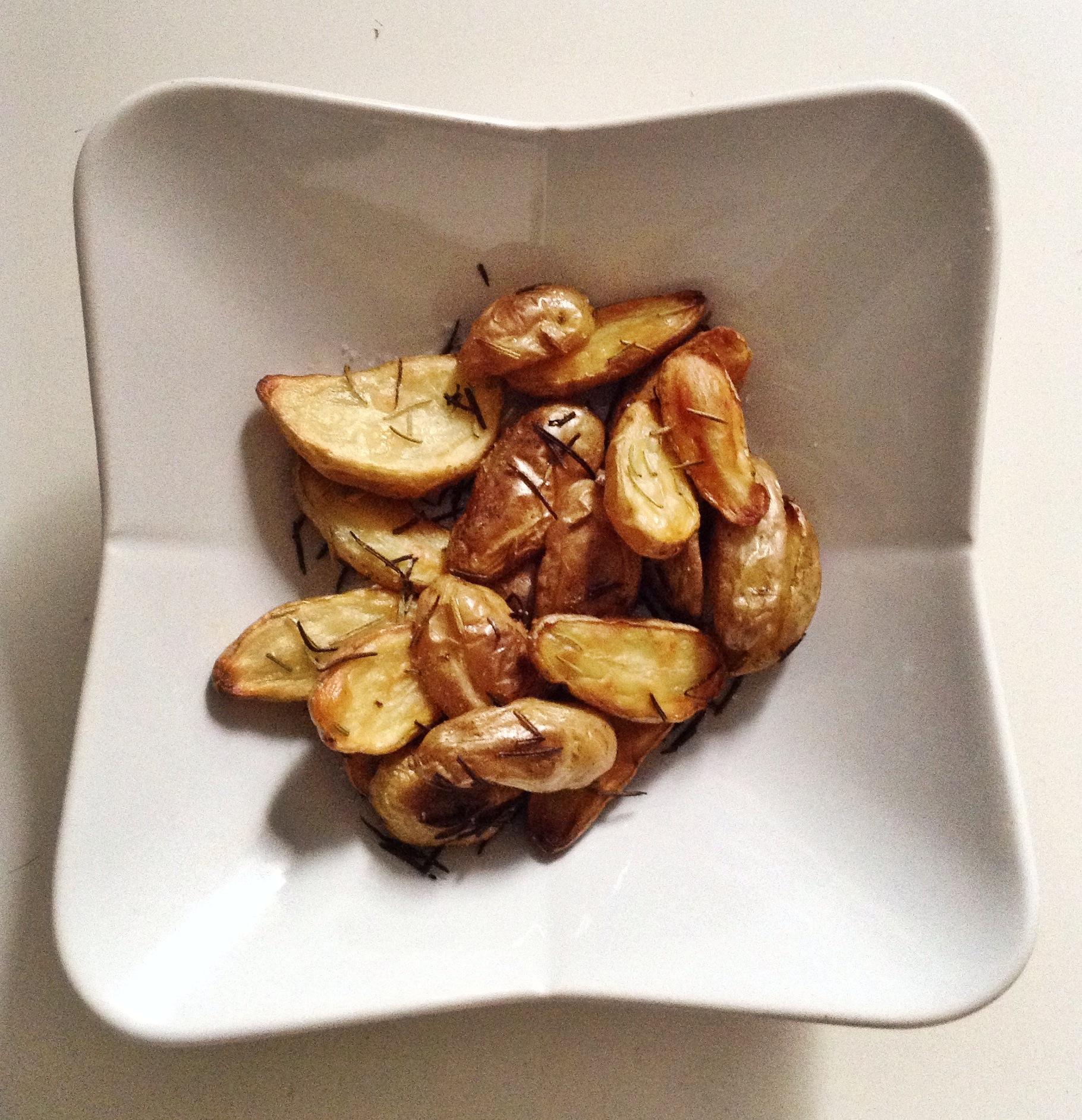 potatoes, roasted potatoes, rosemary, roasted rosemary potatoes ...