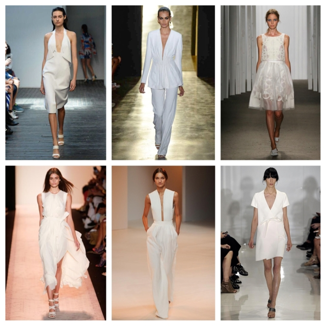 fashion, style, spring, spring style, spring fashion, fashion week, nyfw, new york fashion week, spring 15 fashion week, new york fashion week spring 15, white, spring whites, white dresses